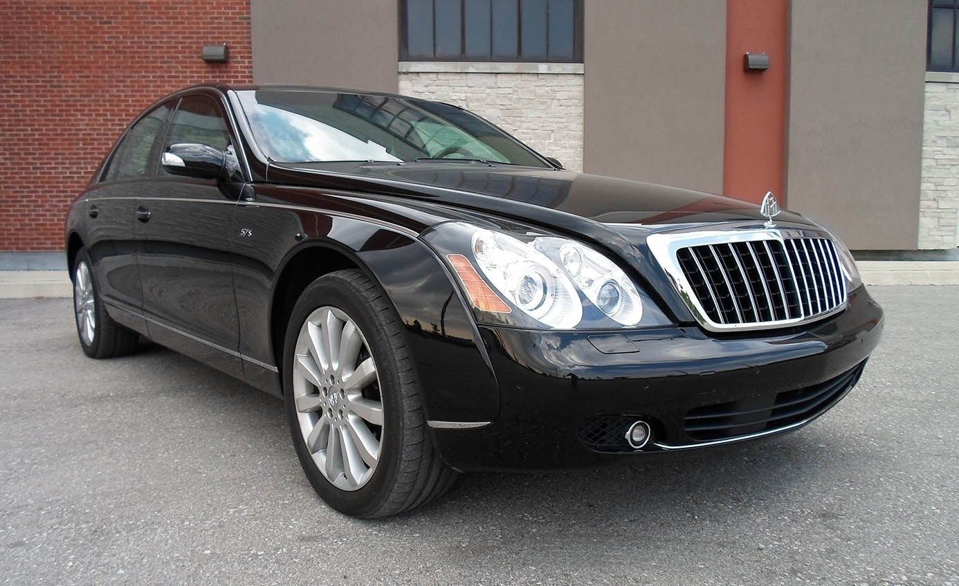 ARMORED VEHICLES - Armored Maybach