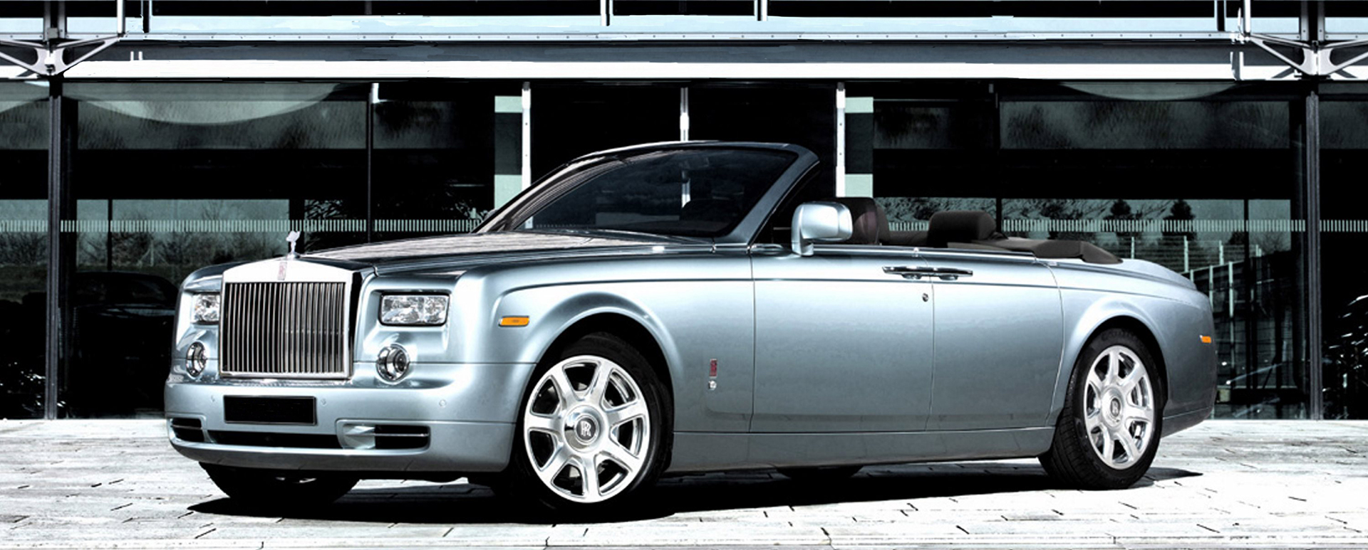 ROLLS ROYCE GHOST CONVERTIBLE